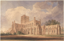 St Alban's Abbey